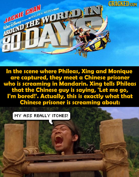 20 Movie Details You Missed If You Only Speak English