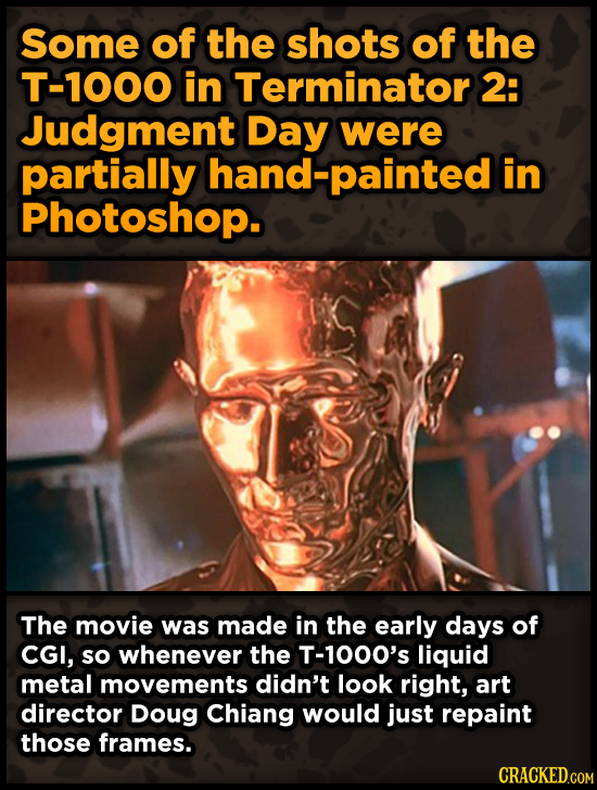 15 Surprising Special Effects Techniques Used In Famous Movies