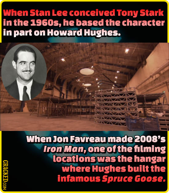 21 Awesome And Eerie Pop Culture Coincidences