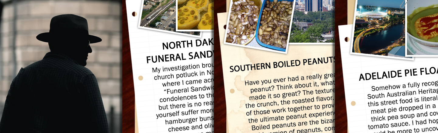 Tell Us Now: What Ungodly Local Cuisine Is Your Town Known For?
