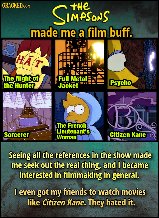 Characters And Shows That Influenced Your Life In Weird Ways