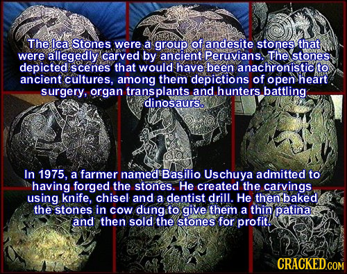 16 Famous Mysteries That Everyone Forgets Have Been Solved
