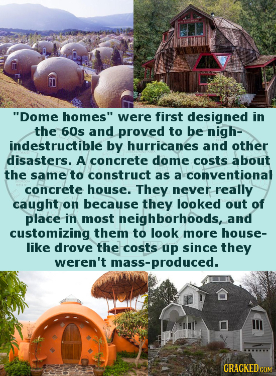 20 Ignored Great Ideas That Would Have Changed Everything