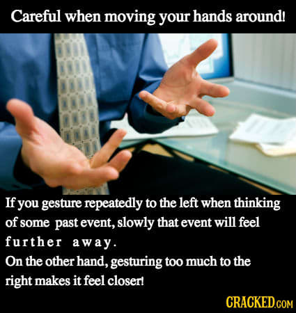 12 Scientific Ways To F*ck With People's Brains