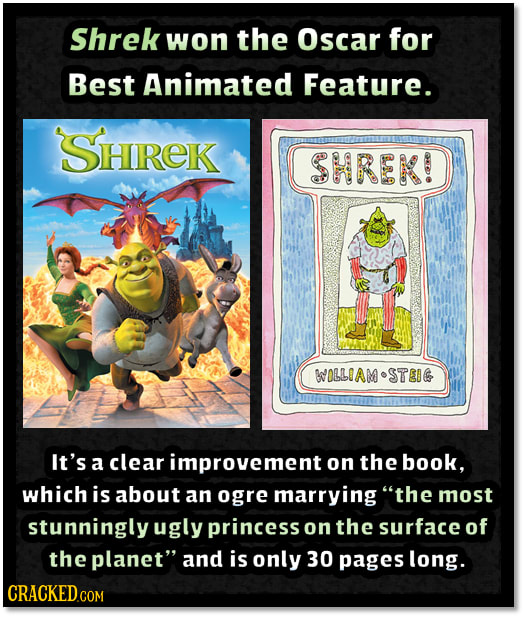 Movies We Think Way Outdid The Source Material