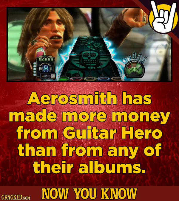 22 Rad Now-You-Know Facts About Your Favorite Bands And Musicians