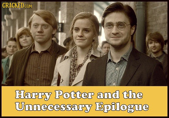 CRACKEDcO COM Harry Potter and the Unnecessary Epilogue