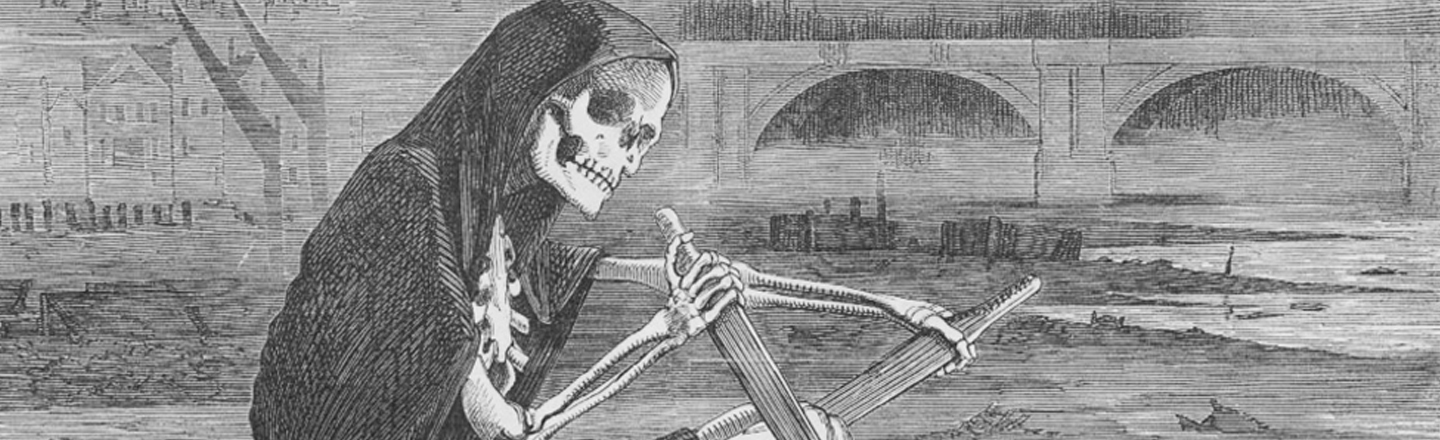 The Great Stink of 1858