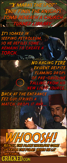 29 Famous Movie Scenes With Glaring Mistakes