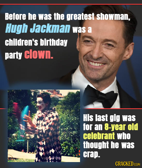 Weird, True Facts About Super-Famous People