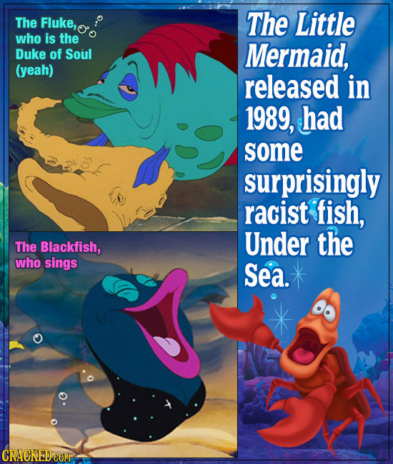 22 Disturbing Facts Disney Doesn't Want You to Know