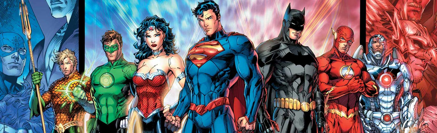The Weird, Weird History Of Justice League Characters