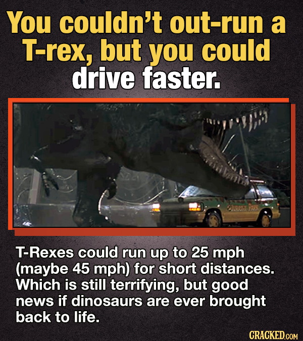 14 Dinosaur Facts 'Jurassic Park' Gets Wrong