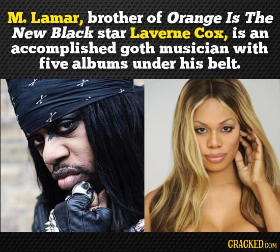 19 Celebrity Relatives Who Really Deserve Some Fame