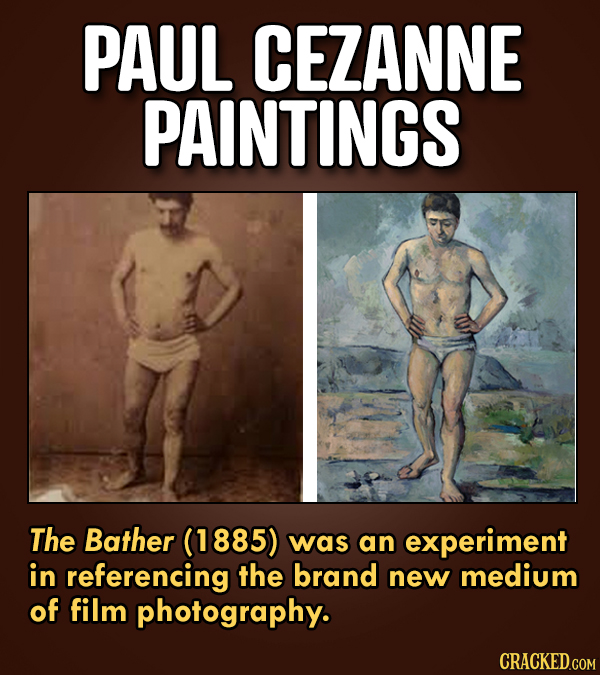 12 Reference Photos Behind Iconic Art