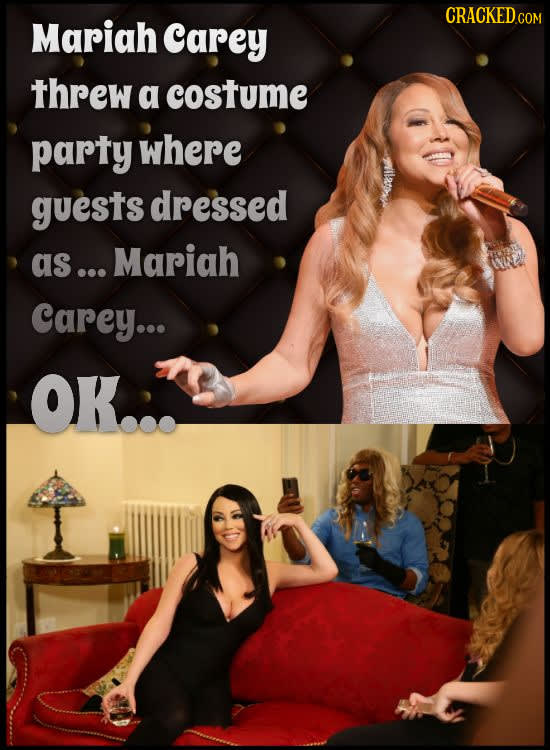 15 Absurdly Over-The-Top Celebrity Parties