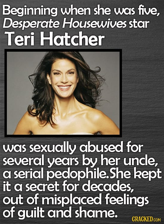 21 Celebrities With Harsh Pasts You Didn't Know About