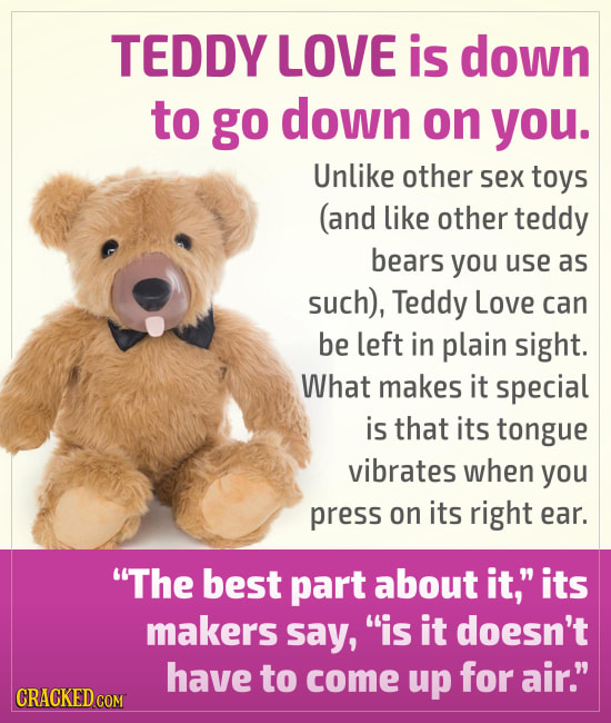 18 Sex Toys From People Who Have Clearly Never Had Sex