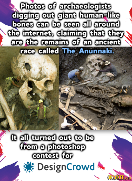 18 Famous Paranormal Photos And Videos, And Why They're Fake