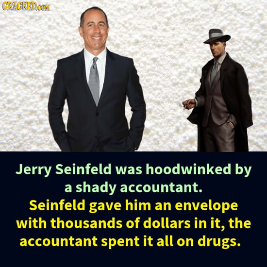 15 Celebrities Who Got Played By Con Artists