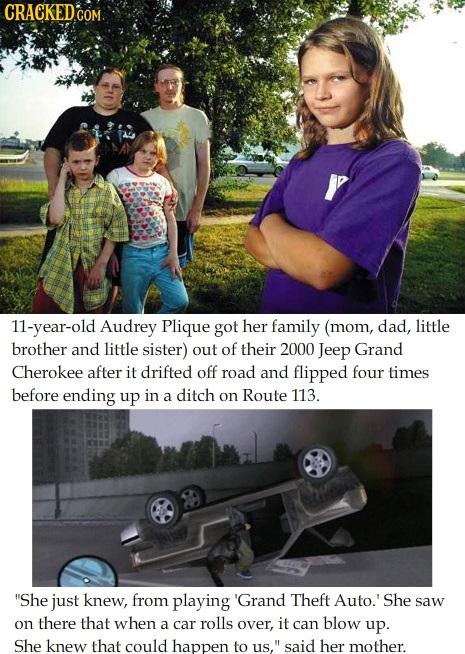 16 Badass Acts of Heroism (Done By Children)
