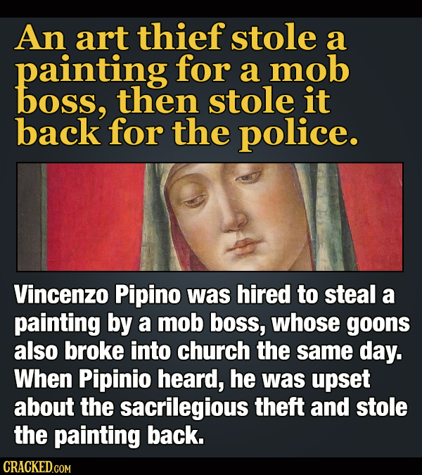 16 Real Heists That Are Stranger Than Fiction