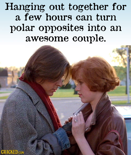 26 Famous Movies That Doled Out Terrible Romantic Advice