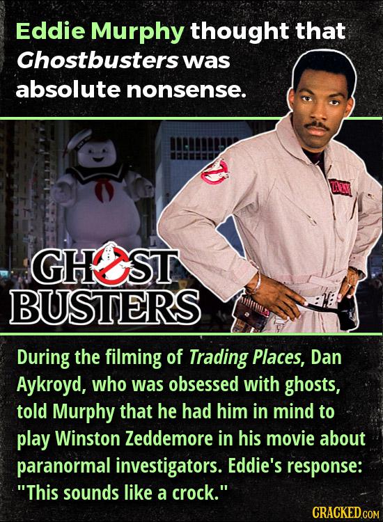 Bizarre Reasons Actors Turned Down Famous Roles