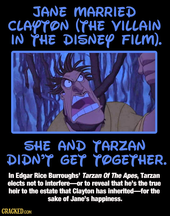 21 Horrifying Scenes That Were Cut From Disney Movies