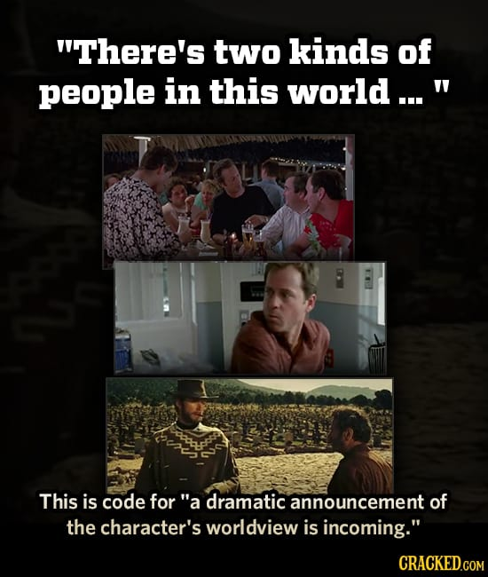 21 Phrases Movies Don't Realize Nobody Actually Says