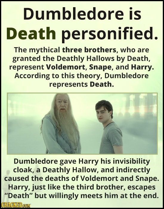 Skittish About Fan Theories? Well, These Rock
