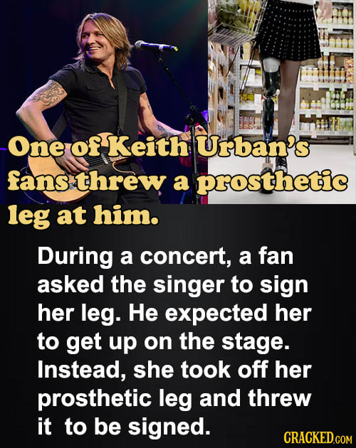 24 Times Fans Completely And Utterly Lost Their Minds