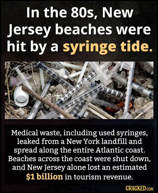 Weird Things That Washed Up From The Ocean