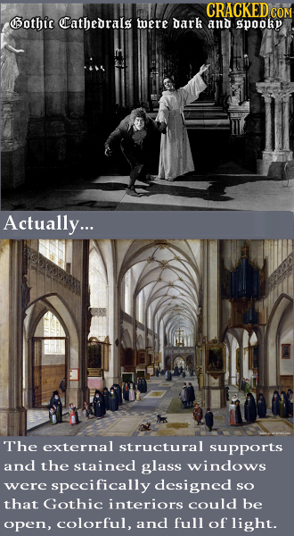 20 Things Everyone Pictures Incorrectly (Side by Side)