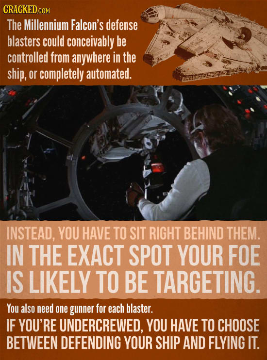 20 Bafflingly Illogical Details Of The Star Wars Universe