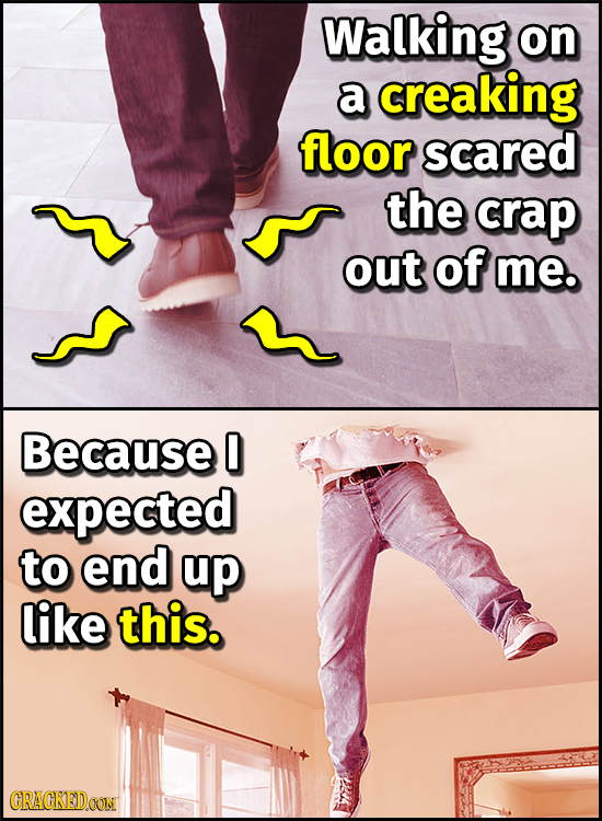 33 Everyday Things That Scared The Crap Out Of You As A Kid