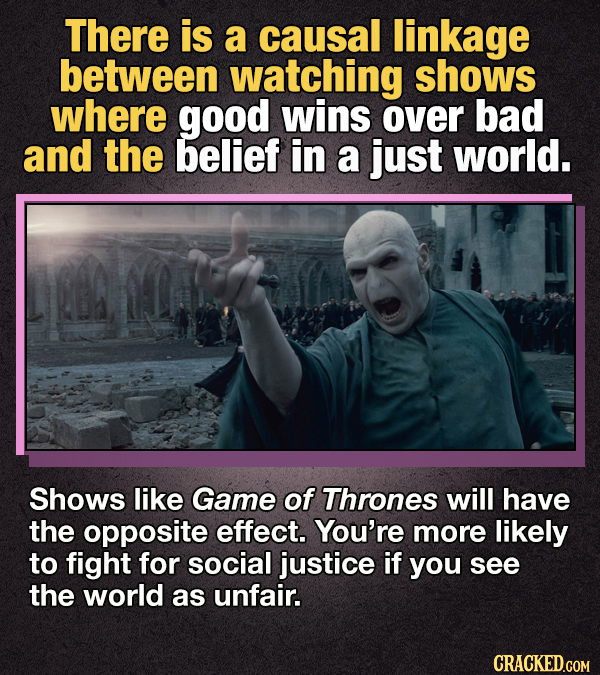 18 Ways Movies & TV Affect Us That We Don't Even Notice