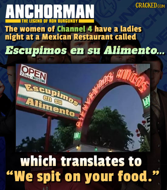 23 Clever Pop Culture Jokes You Have To Be Bilingual To Get