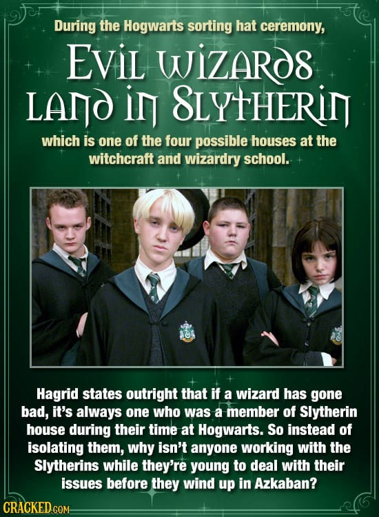 22 Ways The Harry Potter Universe Is Darker Than You Think