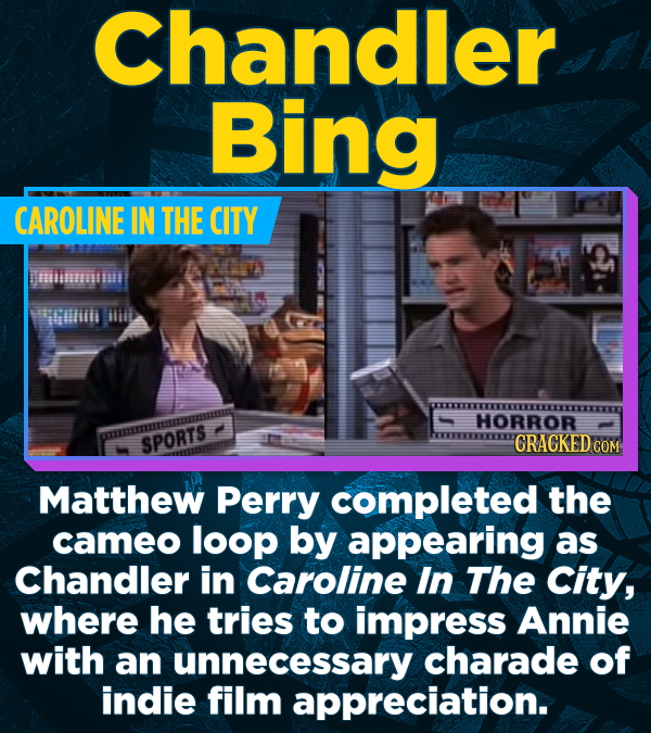 20 Actors Who Reprised Their Famous Roles (In Different Franchises)