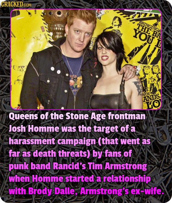 25 Celebrities Who Were Involved In Bizarre Crimes