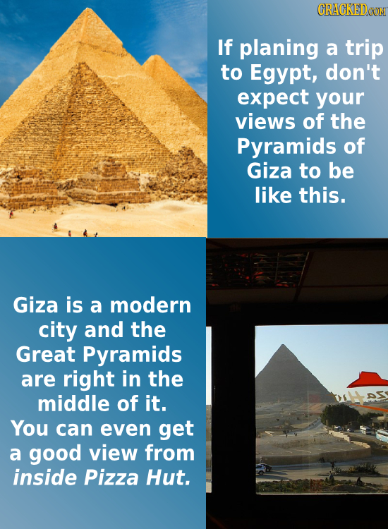 18 Pieces Of History That Your Brain Pictures Wrong