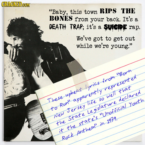 23 Mind-Blowing True Stories Behind Famous Songs