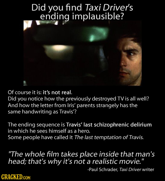 16 Famous Movie Mysteries (That Have Totally Been Explained)