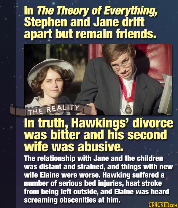 28 'Fact-Based' Movies That Got The Facts Wrong