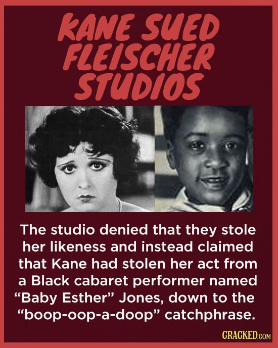 The Less-Than-Sexy History of Betty Boop