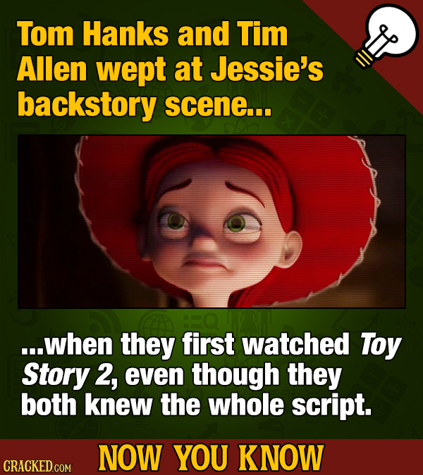 18 'Now You Know' Facts About Toy Story Movies