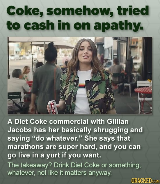 Terrible Ads By Major Companies
