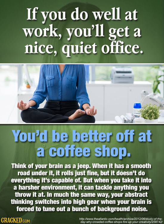 20 Ways Your Workplace Is The Worst Place To Work