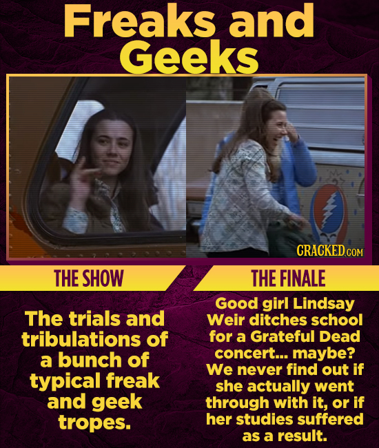 First Episode Vs. Last Episode: 15 Anxiety-Inducing Unresolved Cliffhangers